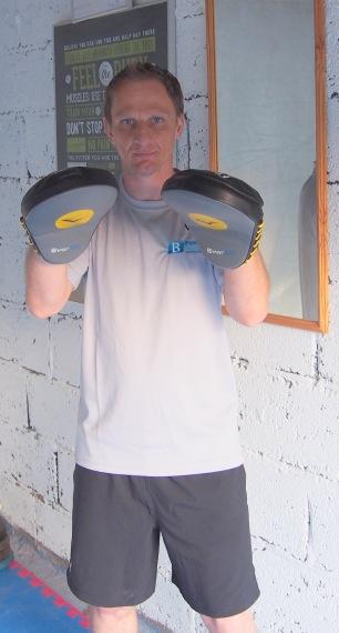Upper cut punch